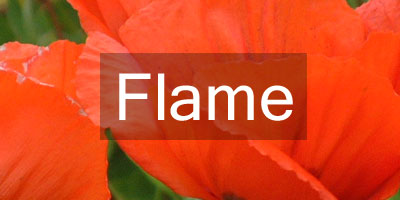 Colours-Flame