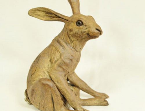 Hare Sculptures  and Other Sites of Interest